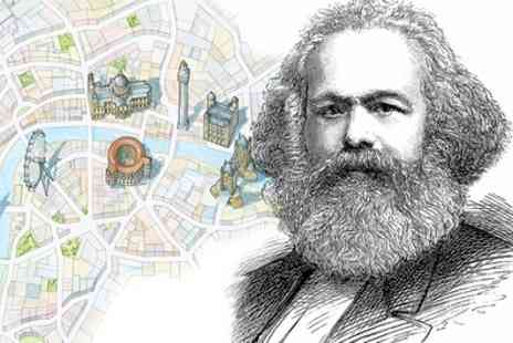 Karl Marx - Karl Marx Walking Tour for One - Save 44%