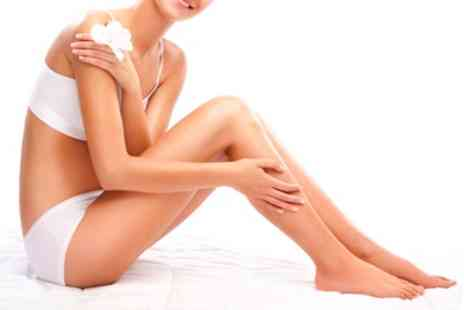 Beauty Beneath Salon - Three Sessions of IPL Hair Removal  - Save 0%
