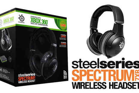 Luxury Offers Direct - Wireless Gaming Headsets for Xbox 360 - Save 66%