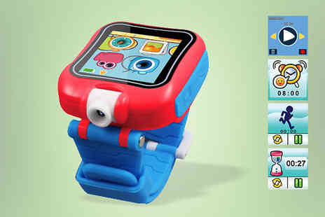 Georgi Girl - 1.5inch Childrens Touchscreen Smart Watch with Camera - Save 74%