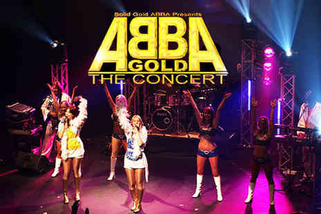 Solid Gold Management - Ticket to ABBA Gold the Concert  - Save 50%