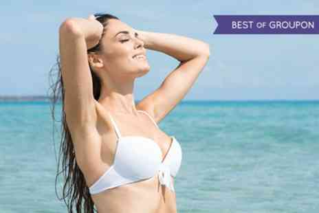 Accurate Laser & Skin Aesthetics - Three  Sessions of Laser Hair Removal on a Choice of Areas   - Save 86%