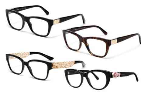 bestbuyphoto - Dolce and Gabbana Designer Glasses in Choice of Style With Free Delivery - Save 55%