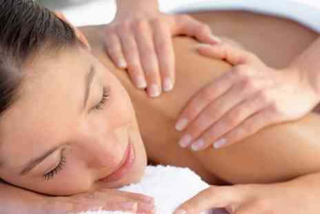 Victorias Beauty Salon - 60 Minute Full Body Massage with a Beauty Treatment   - Save 58%