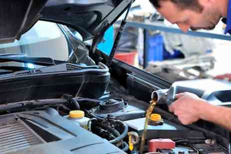 Autosolutions Denton - 54 Point Car Service with Oil Change  - Save 55%