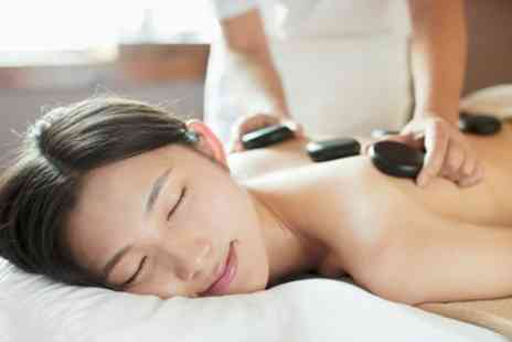 Fusion Massage - One Hour Hot Stone Massage - Save 64%