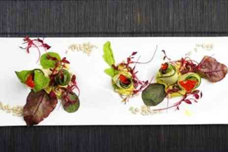 La Suite West - Five Course Vegan Meal and Mocktails  - Save 17%
