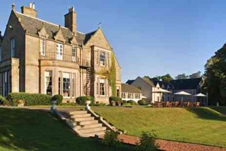Norton House Hotel and Spa -  Spa Day With Treatments Afternoon Tea and Champagne - Save 44%