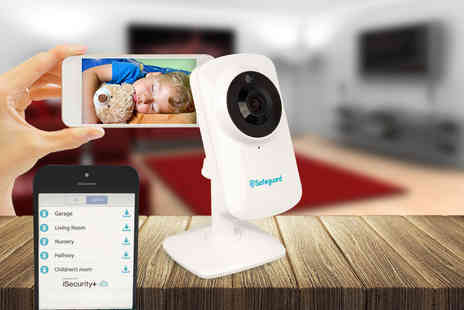 Kondor - Safeguard indoor home security camera with Wi Fi the HD camera 360 HD - Save 0%