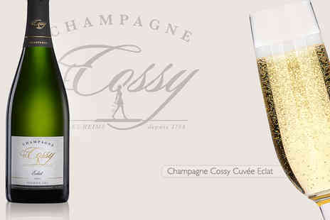 Grape DNA - Six bottles of award winning Cossy Cuvee Champagne choose from three varieties  - Save 51%