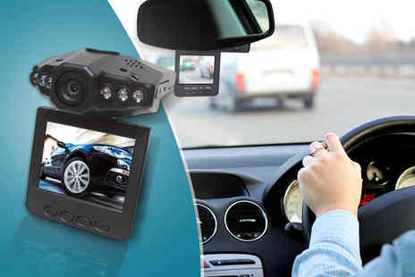 eGlobal Shoppers - Car accident camera get some added security on the road - Save 85%