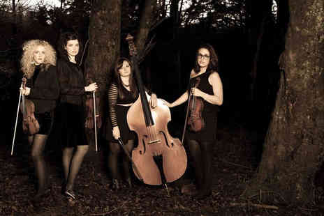 Pure Dynamic Strings -  One our of a live string wedding quartet  - Save 50%