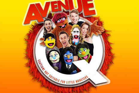 Winding Wheel - Ticket to Avenue Q - Save 0%