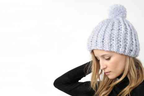 Wool and the Gang - Two Hour Creative Knitting Party for One - Save 57%