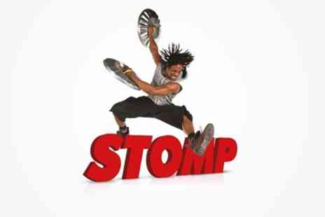 ATG Tickets - Ticket to see Stomp on 13–17 October  - Save 36%