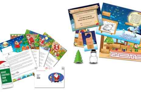 Big Santa Letter - Personalised Santa Claus Letter from Big Santa Letter  - Save 51%