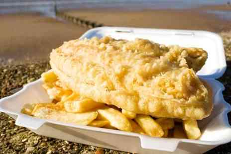 Seafarers St Annes - Fish and Chips Meal With Drink For Up to Six - Save 34%