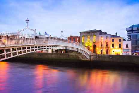 Clayton Hotels - Enjoy Two nights in Dublin with return flights plus Guinness Store House tickets - Save 0%