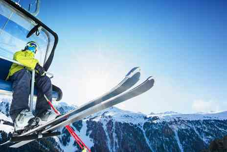 L Escale Hotel - Go skiiing in the French Alps with half board and ski passes - Save 0%