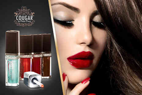 Cougar Products - Red Carpet lip plumper in a choice of four shades - Save 80%