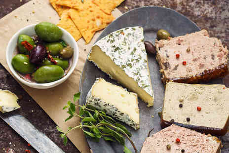 The Hop House - Sharing Platter with Bottle of Prosecco for Two  - Save 51%