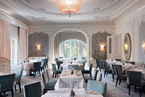 The Pompadour by Galvin - Three Course Seasonal Dining with Champagne - Save 0%