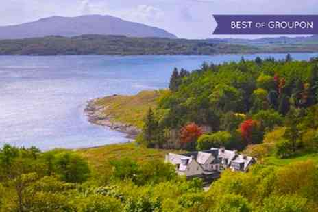 Loch Melfort Hotel - One Night With Breakfast or One to Three Nights Plus Dinner - Save 40%