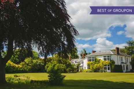 Laughern Hill Estate - One or Two Nights stay For Two With Supper, Wine and Breakfast - Save 54%