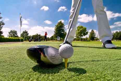 Swanston Golf - Round of Golf for Two - Save 0%
