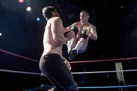 LDN WRESTLING - Ticket to LDN Wrestling for one on  30 October - Save 0%