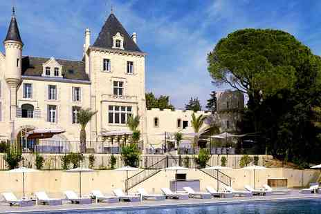 chateau les carrasses - Two luxurious Nights Stay in an elegant chateau in southern France With dinner - Save 59%
