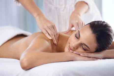 Heaven Hair and Beauty - One Hour Full Body Swedish Massage with Optional Mini Facial  - Save 51%