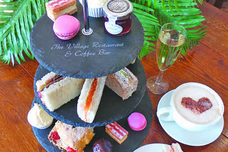 Blakemere Village - Scintillating Afternoon Tea with Prosecco  - Save 55%