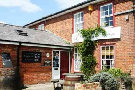 The Edwardstone White Horse Inn - Delicious Three Course Meal for Two - Save 44%