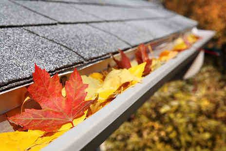Dyno Rod - Gutter cleaning and pre winter drainage check  - Save 52%