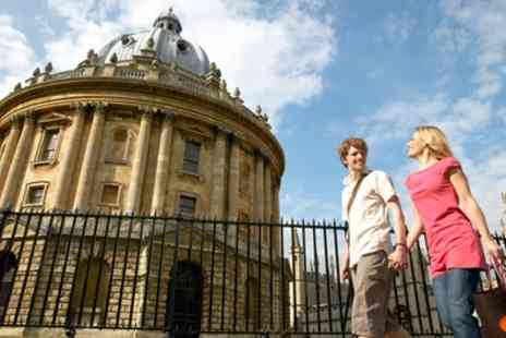 Abbey Tours -  Oxford and Bicester Village Day Trip and Walking Tour For One - Save 35%