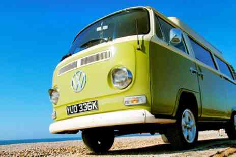 Gertie's Adventures -  Stay For Up to Four With Camper Van Hire  - Save 46%