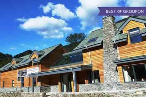 The Lodge - One to Four Nights stay For Two With Breakfast - Save 0%