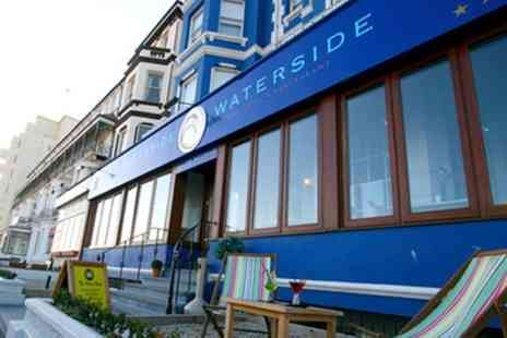 Waterside Boutique Hotel - One or Two Nights stay For Two With Breakfast, Prosecco and Late Check Out   - Save 0%