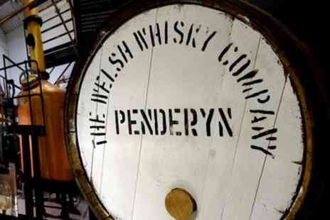 Penderyn Distilleryenderyn Whisky - Whisky Tasting Tour with Samples for Two or Four  - Save 50%