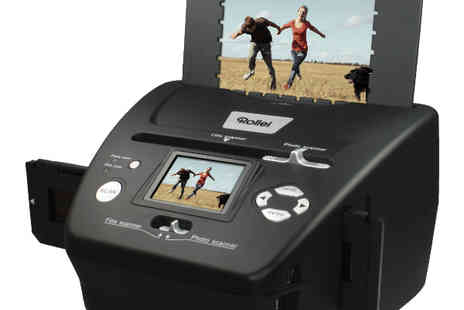 Sonic - Rollei Slide, Negative and Print Scanners - Save 41%