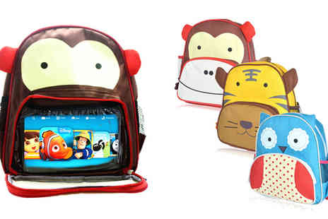 HK J and Y International Trading - Kids 7 inch Tablet and Animal Backpack Bundle - Save 65%