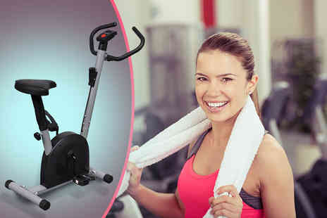 Vida XL - Exercise bike - Save 48%