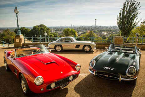 Haymarket Exhibitions - Adult ticket to The Classic and Sports Car Show  - Save 52%