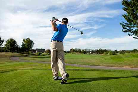 Paul Russell - One Hour Golf Lesson with Paul Russell - Save 0%