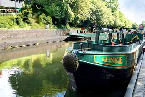Dudley Canal Trust - Santas Grotto Boat Trip for One - Save 0%