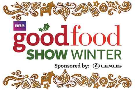 BBC Good Food Show Winter - Entry to BBC Good Food Show Winter  - Save 0%