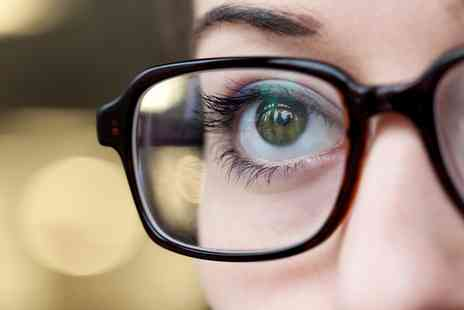 Marian Blake Opticians - Eye Test With Optional Glasses  - Save 52%