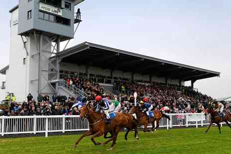 Ffos Las Racecourse - Tickets to Countryside or Winter Warmer Raceday   - Save 33%