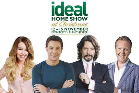 Ideal Home Show  - Afternoon entry for one to The Ideal Home Show at Christmas - Save 0%